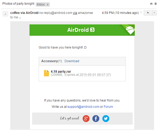 airdroid-large file email2