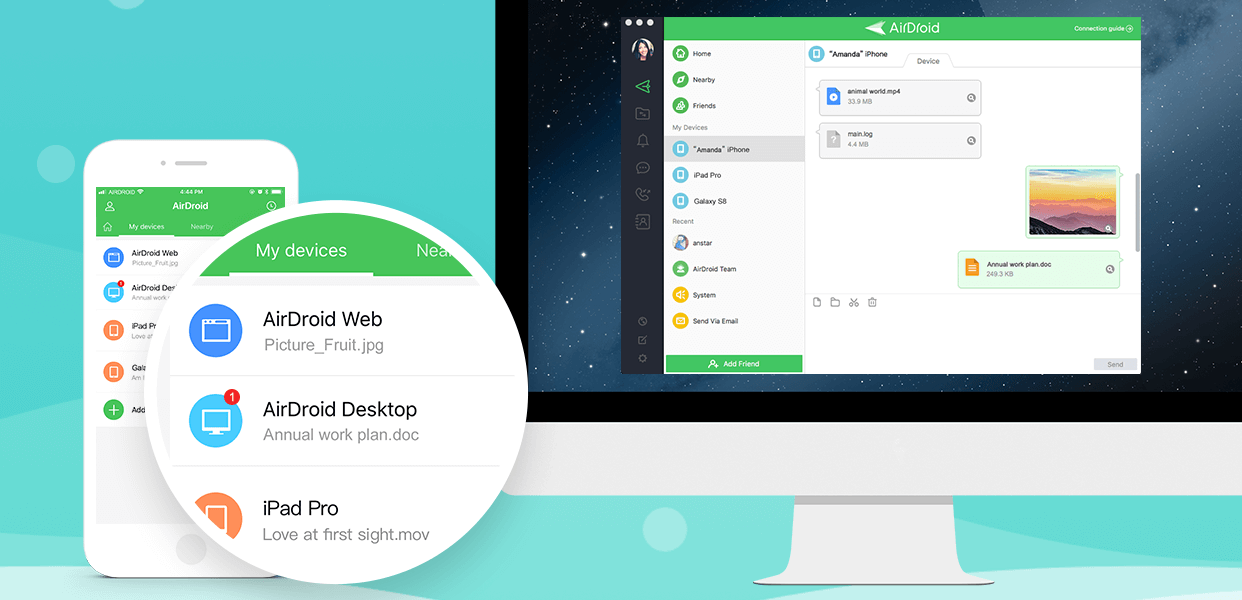 airdroid-cross-platform-file-transfer-between-clients-remotely