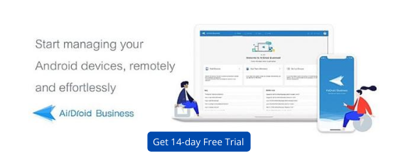 airdroid business mdm solution free trial