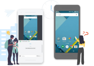 remote support software for android and ios devices