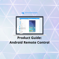 how to remote control android device