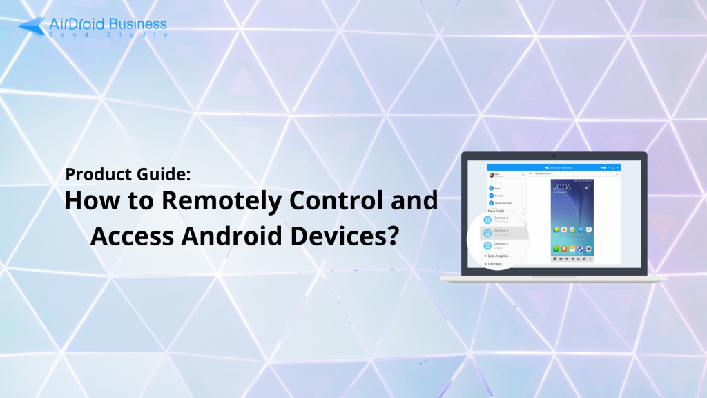 android remote access and control beginner guide