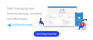 airdroid business mdm software free trial
