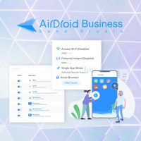 kiosk lockdown guide airdroid business