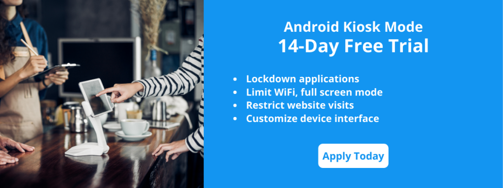 airdroid business android kiosk software free trial