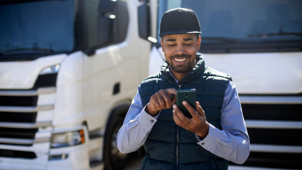 remotely access and control devices for logistics and transportations