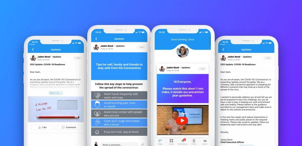 connecteam app
