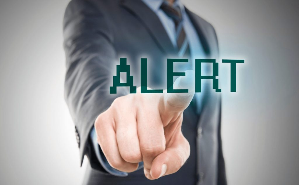 set up alerts for android with airdroid business mobile device management solution