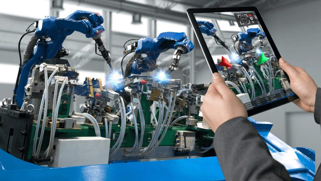 augmented reality for manufacture