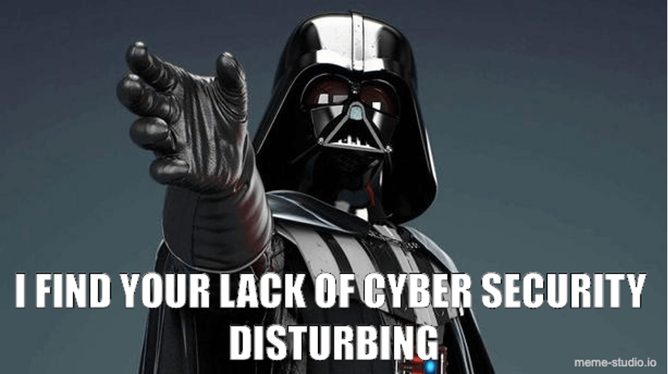 cyber security meme