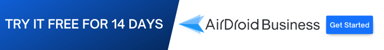 airdroid business mdm solution free trial apply