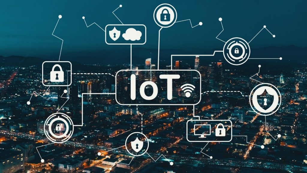 internet of things in logistics management
