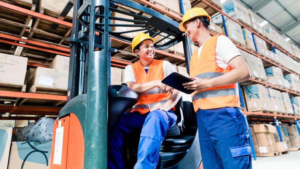 logistics warehouse management