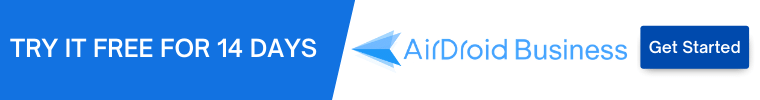 apply for airdroid business free trial