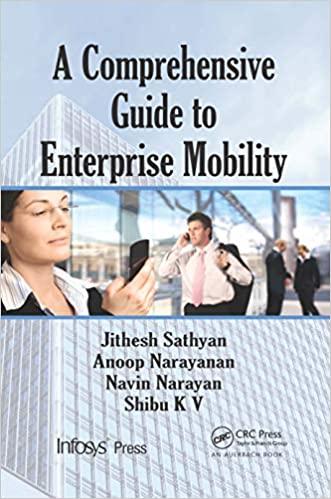 A Comprehensive Guide to Enterprise Mobility by Jithesh Sathyan, Anoop N.,  Navin Narayan, and Shibu Kizhakke Vallathai