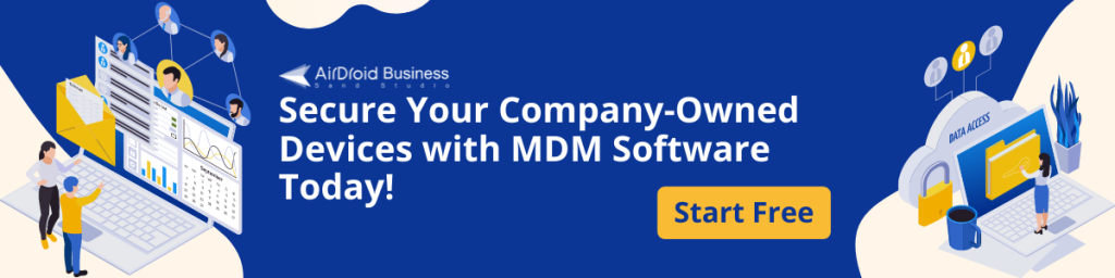 AirDroid Business MDM Solution Free Trial Banner (14)