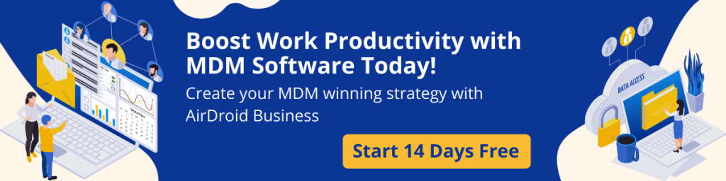 AirDroid Business MDM Solution Free Trial Banner (4)