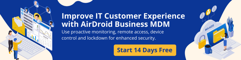 AirDroid Business MDM Solution Free Trial Banner (6)