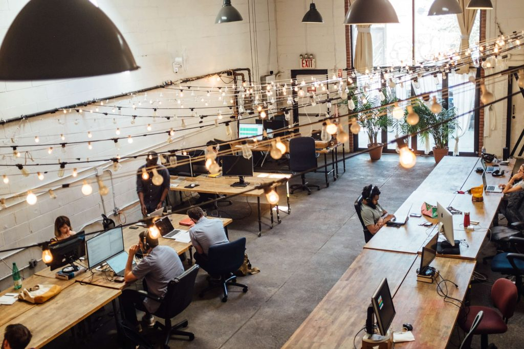 """7 Creative Hybrid Workplace Ideas to Inspire SMBs 100% To enable screen reader support, press ⌘+Option+Z To learn about keyboard shortcuts, press ⌘slash Cynthia Lin Cynthia Lin 9:27 AM Today Replace link: """"https://www.airdroid.com/en/personal/remote-control-android-devices/"""" with """"https://www.airdroid.com/en/business/""""  Turn on screen reader support"""